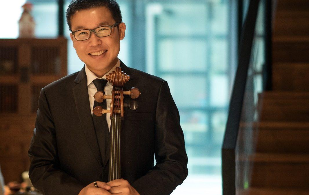 Gerald Teo – Cellist