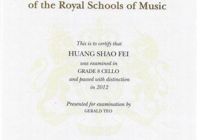 ShaoFei_G8_2012_Certificate
