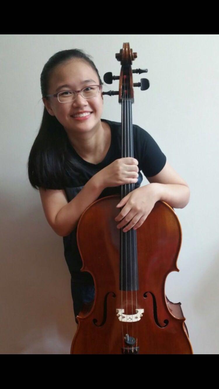 gerald cello student