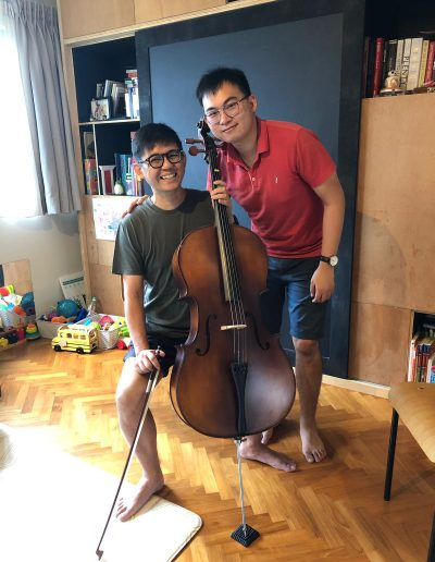 Adult Learn Cello