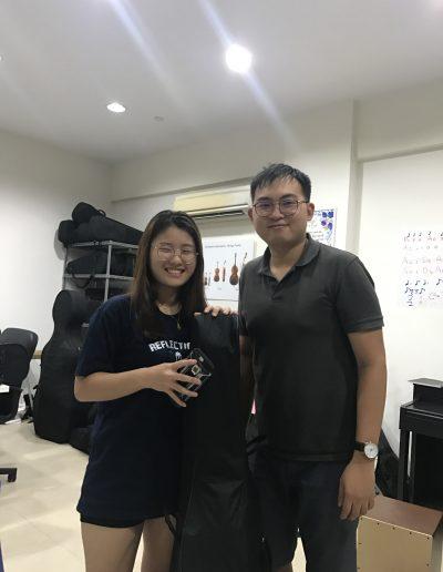 Cello Rental SG
