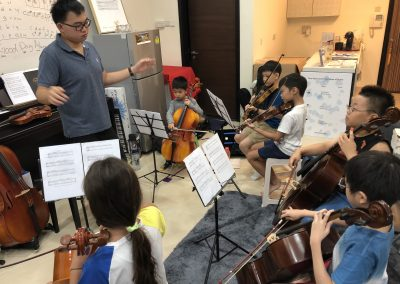 Kids Ensemble Music SG