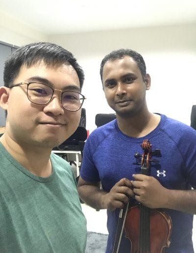 Learn Violin in SG