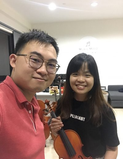 where to buy affordable violin in singapore
