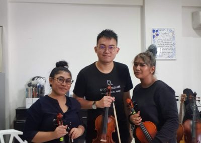 violin trial class singapore