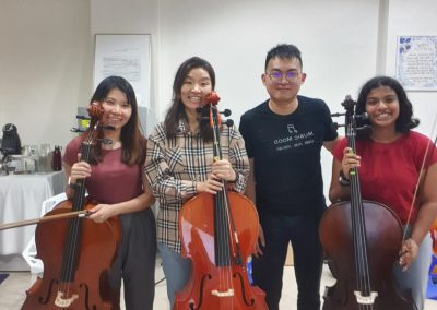 Cello Group Class SG