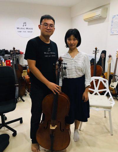 best cello rental place