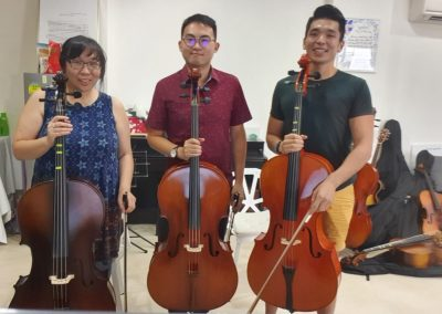 effective cello adult lessons